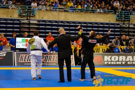 Marcos is an IBJJF Panamerican Black Belt Champion!