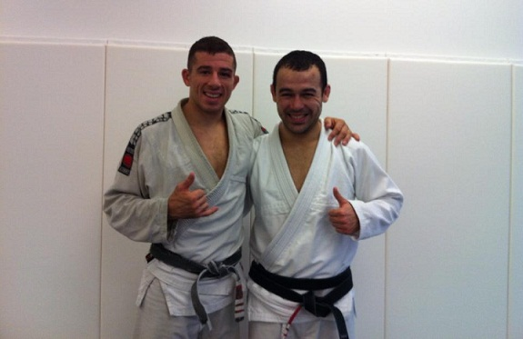 What it was like to train with Marcelo Garcia