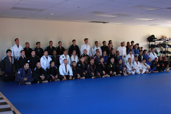 Yemaso BJJ Opens New Location in Sacramento